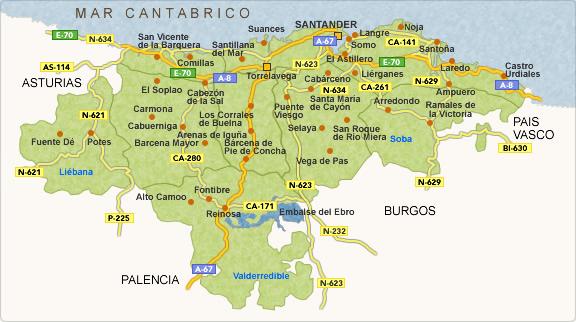 Portal Oficial Turismo Rural Cantabria